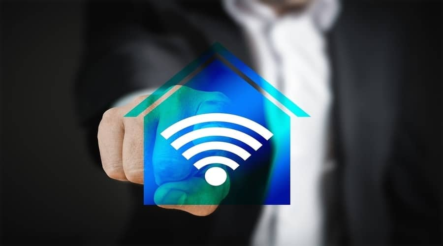 home automation without internet