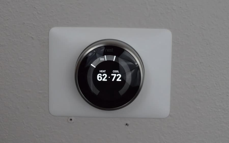 does nest thermostat work if power goes out