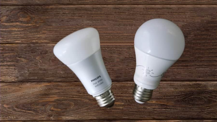 do smart bulbs use electricity when off