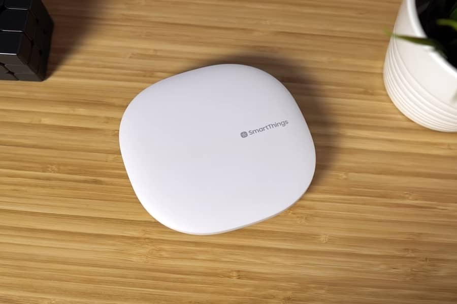 is samsung smartthings secure